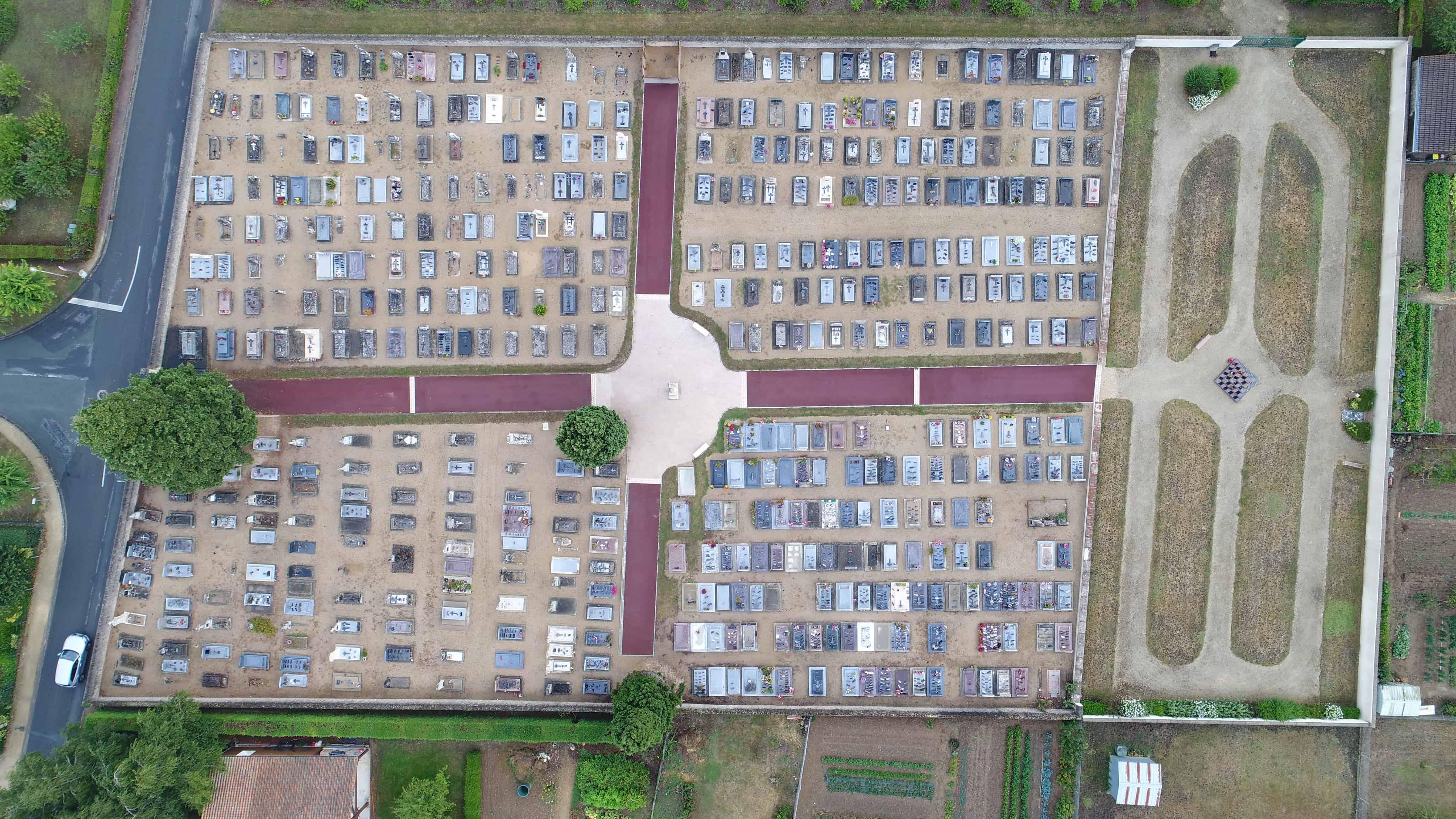 numérisation cimetières