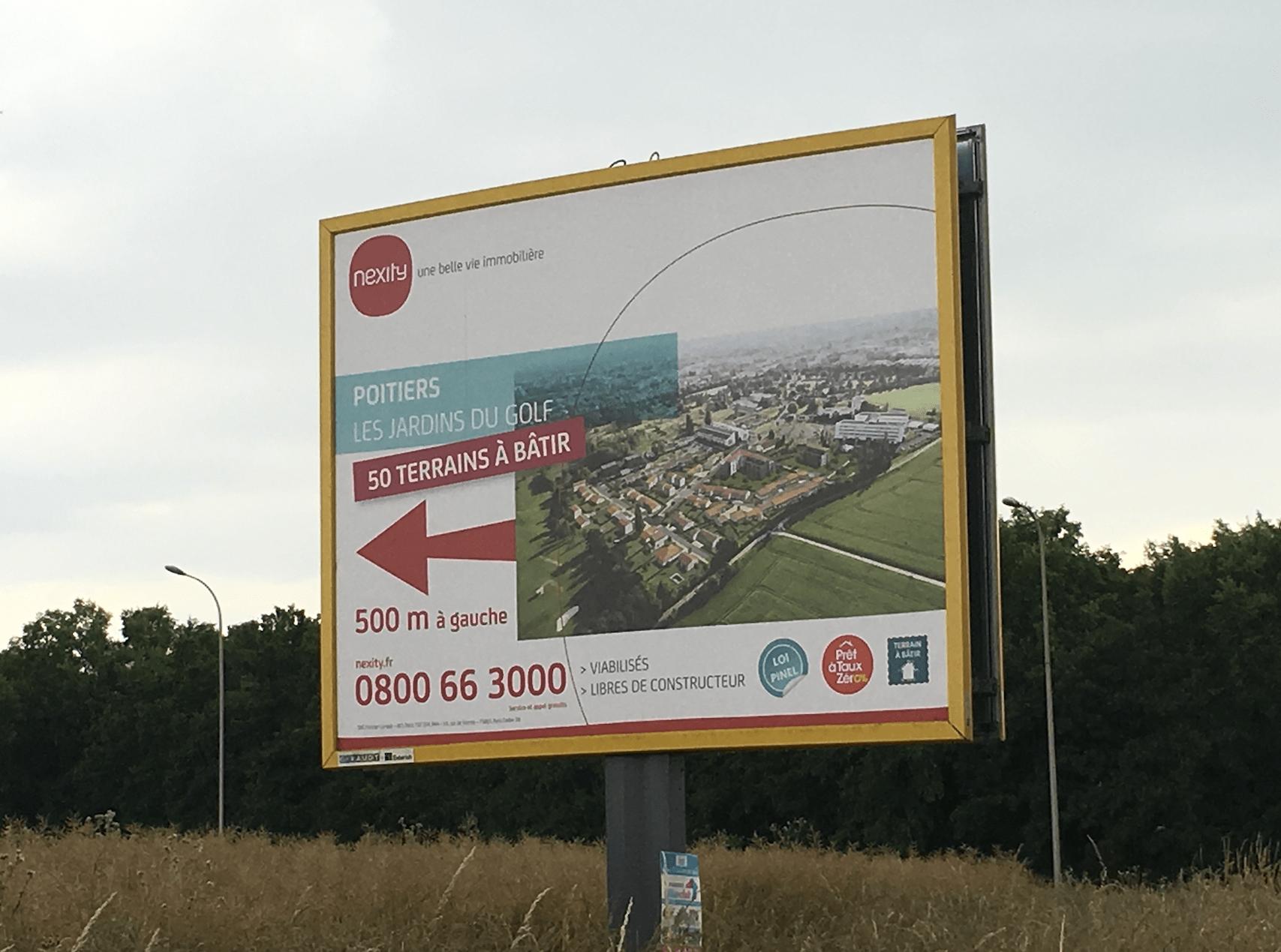 Photos en drone à Poitiers et campagne de communication dans la vienne 86